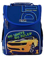 Рюкзак школьный, каркасный 1 Вересня Smart PG-11 No Limits