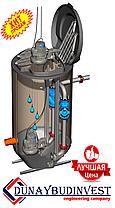 КНС из полипропилена (погружные насосы) 500-1000 м3/ч, фото 2