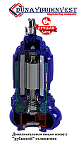 КНС из полипропилена (погружные насосы) 500-1000 м3/ч, фото 3