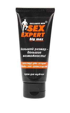 Крем для мужчин BIG MAX серия Sex Expert, 50 г , фото 2