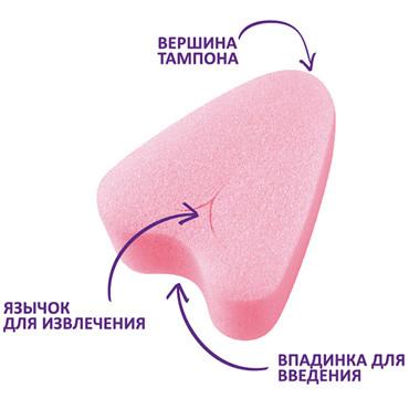 Гигиенический тампон Soft Tampons mini, 1 шт