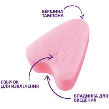 Гигиенический тампон Soft Tampons mini, 1 шт , фото 2