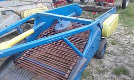 Копалка для картофеля 2-х рядная б/у Агромет (Польша), фото 3