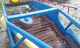 Копачка для картоплі 2-х рядна б/у Агромет (Польща), фото 3