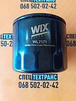 Фільтр масляний (моторного масла) WIX WL7171 для спецтехніки JCB (арт.WL7171)