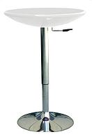 Стол барный Амира белый (СДМ мебель-ТМ)