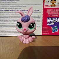 Littlest pet shop lps игрушка Hasbro лпс Пет Шоп кролик