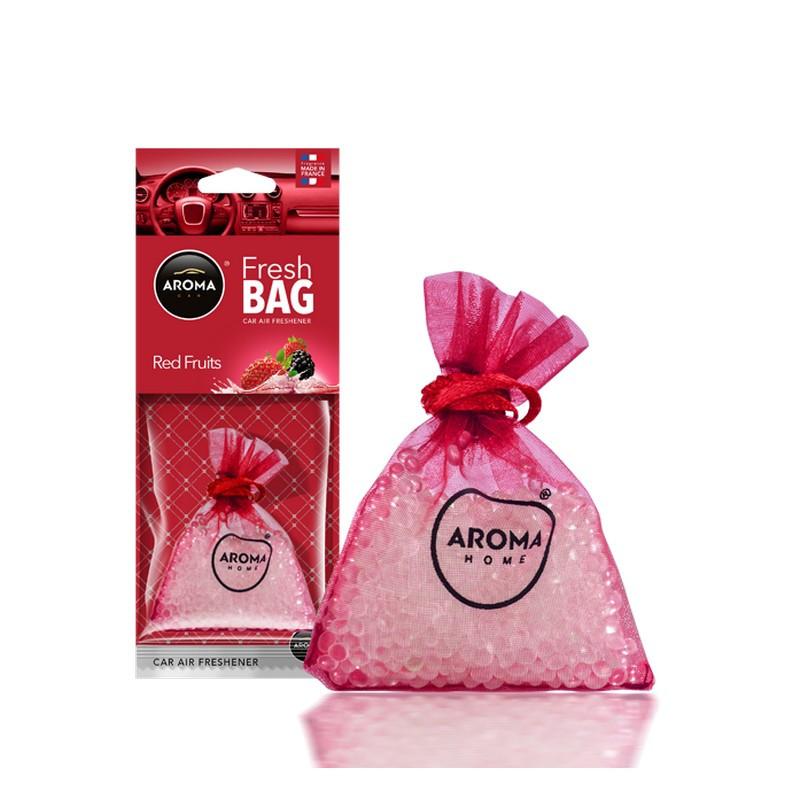 Ароматизатор Aroma Car Fresh Bag Red Fruits (92494)
