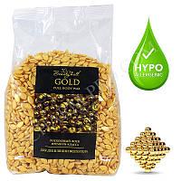 Воск в гранулах Beautyhall Premium Золото (1кг).