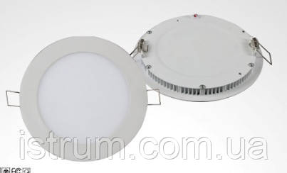 Светильник LED Downlight 12Вт (3 цвета: 3000К+4000К+6000К) D170xH20 d150 220В