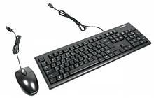 Клавиатура A4Tech KRS-83, USB, Black