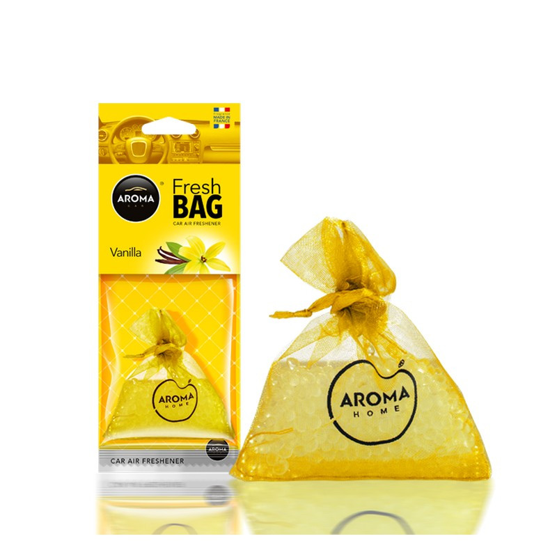 Ароматизатор Aroma Car Fresh Bag Vanilla Ваниль (83032)