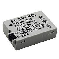 Aккумулятор Alitek для Canon LP-E8 (550D, 600D, 650D, 700D), 1900 мАч