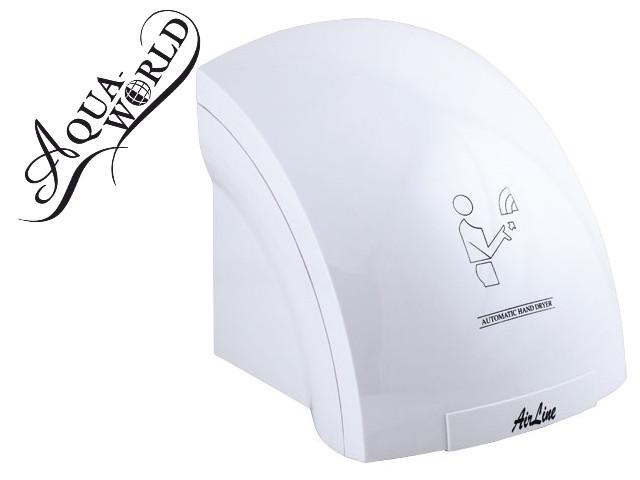 Сушилка для рук 1750Вт автоматическая AQUA-WORLD