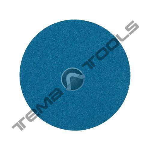 Наждачный круг шлифовальный Klingspor PS 21 FK P180 125 мм на липучке