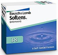 Контактные линзы Soflens 38 (6 шт.)