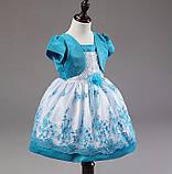 Нарядное платье для девочки  размер 92., фото 2