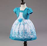 Нарядное платье для девочки  размер 92., фото 3