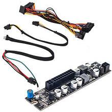 Блок питания 300Вт Pico PSU модуль DC-DC 12В 24pin ATX Mini ITX