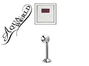 Кран для писсуара сенсорный, бесконтактный Aqua-World СМ001.21
