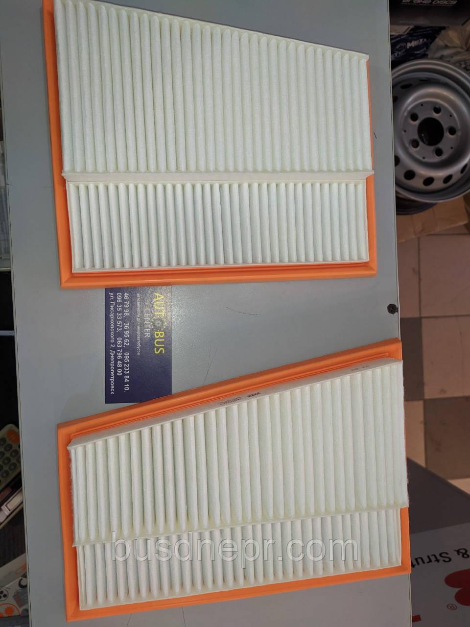 Фильтр салона MERCEDES C T-MODEL (S203), C T-MODEL (S204), C (W203), C (W204), CLK (A209), CLK (C209), CLS (C2