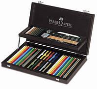 """Художественный набор Faber Castell """"ART&GRAPHIC"""" COMPENDIUM (110088)"""