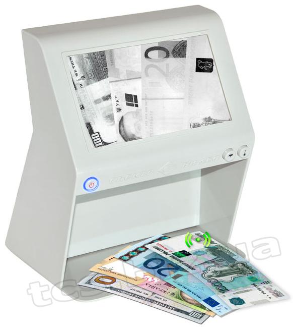 Спектр-Видео-7А Універсальний відео-детектор валют (UV+IR+WM+АНТИСТОКС)
