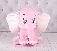 Мягкая игрушка слон, слоненок Баду, плюшевый слоник, 32 см., фото 1