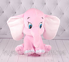 Мягкая игрушка слон, слоненок Баду, плюшевый слоник, 32 см.