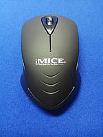 Мышь беспроводная iMice E-2370 Black