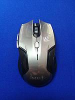 Игровая беспроводная мышь iMice E-1500 Grey