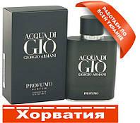 Armani Aqua di Gio for Men Profumo Хорватия Люкс копия АА++ Армани Аква Ди Джио Профумо
