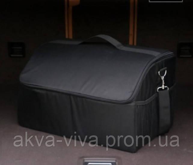 Складной автомобильный органайзер 52*32*30 см (АО-302) Черный