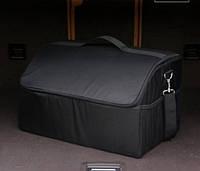 Складной автомобильный органайзер 52*32*30 см (АО-302) Черный, фото 1