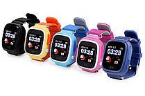 Умные смарт часы детские GPS SMART BABY WATCH Q90 S Original