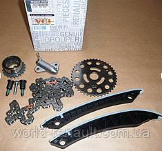 Комплект цепи ГРМ на Рено Трафик  III R9M 1.6dci/ Renault (Original) 130C10990R