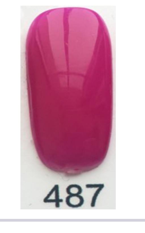 Гель лак Profi nails # 487