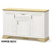 Комод 3Д1Ш «Ирис», производитель Мебель-Сервис, фото 1
