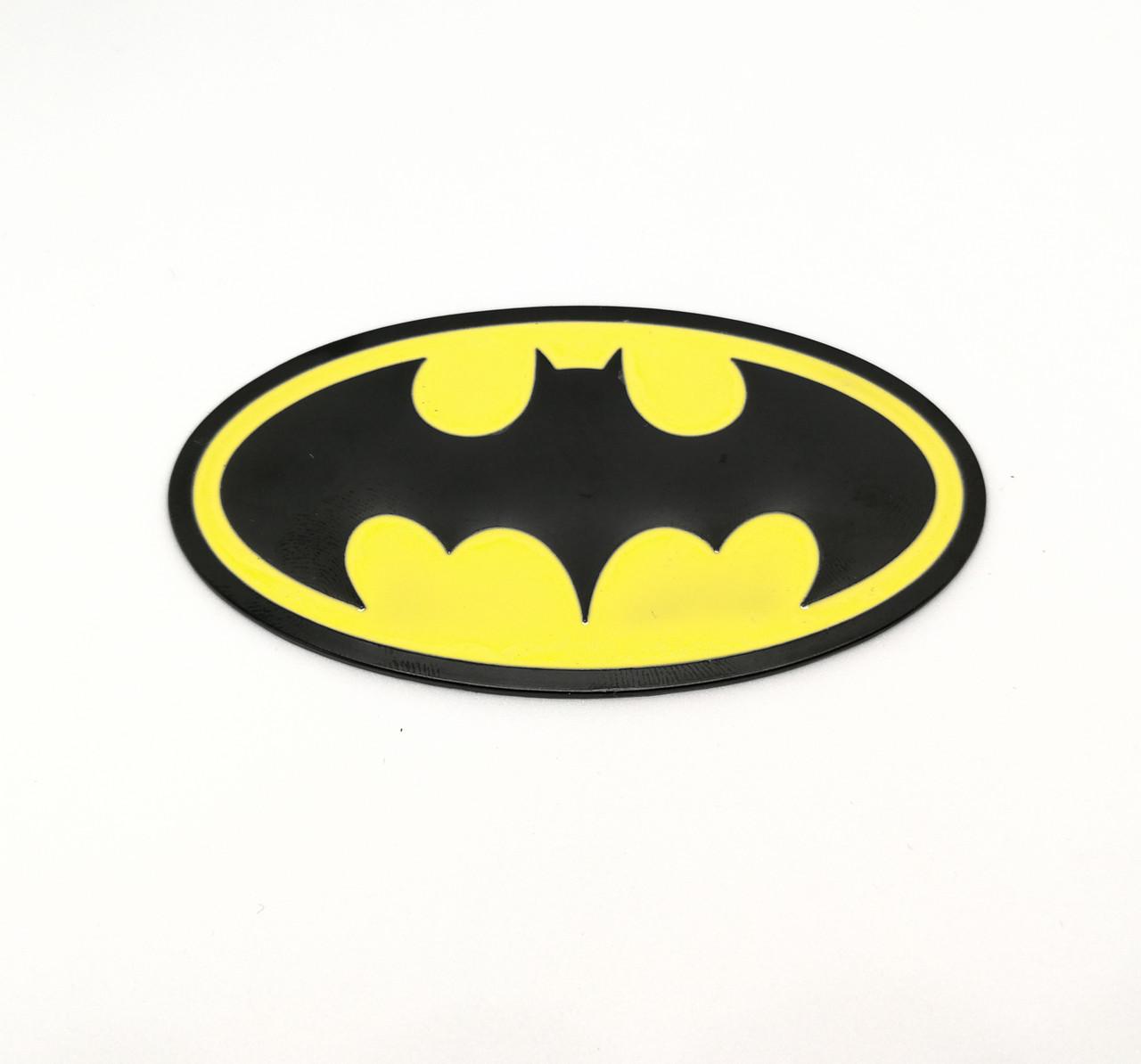 3D эмблема FORD - Batman