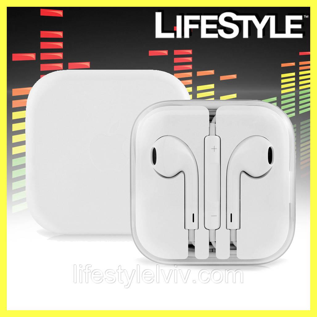 Наушники iPhone / Ipod / Ios / Android. Качественное звучание!!