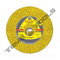 Круг отрезной по металлу Klingspor A 24 Extra 125x2,5x22,23 GEK