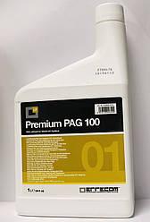 Синтетическое масло PREMIUM PAG 100 ERRECOM 1L