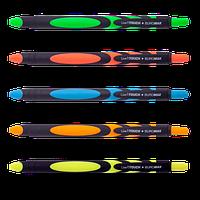 Ручка кулькова автоматична Live Touch, 0,7 мм, синя