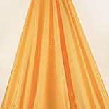 Лоскут поплина однотонный цвет жёлто-оранжевый №6-1363, фото 2