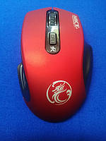 Игровая беспроводная мышь iMice E-1800 Red