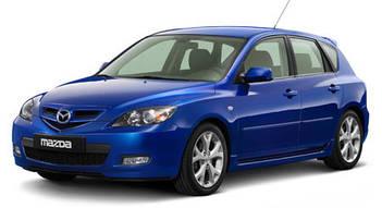 Автомобильные стекла для MAZDA 3 СД/ХБ 2003-