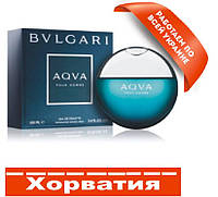 Bvlgari Aqua pour homme Хорватия Люкс копия АА++  Булгари Аква Пур Хом