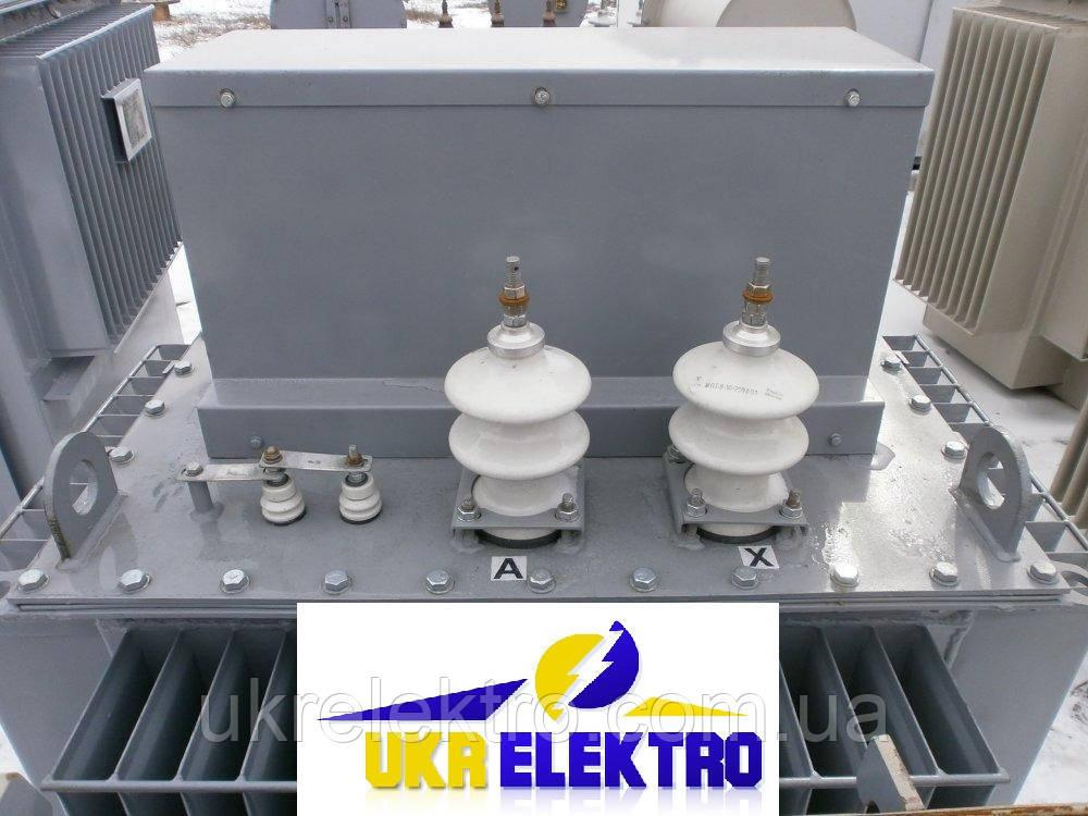 РЗДПОМ-480/10У1 - Реактор масляный заземляющий дугогасящий с плавным регулированием индуктивности.