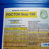 Удобрения комплексные хелатные. Микроудобрения Росток Бор 150., фото 3