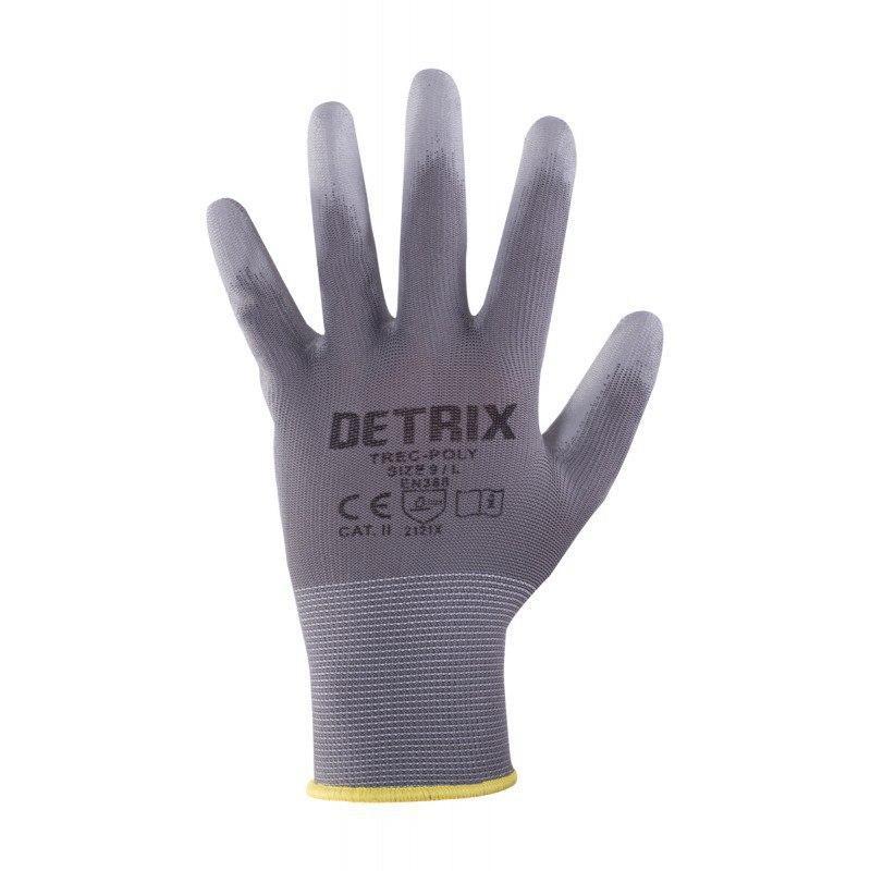 Перчатки полиуретановые Detrix,Ogrifox
